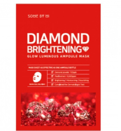 Glow Luminous Ampoule Red Diamond Brightening.