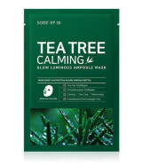 Glow Luminous Ampoule Mask Tea Tree Calming