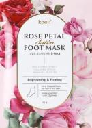 Rose Petal Satin Food Mask